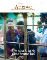 No.5 2016| Fitɛ A ka Sixu Mɔ Gbɔdónúmɛ Ðè?