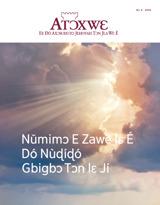 No.6 2016  Nǔmimɔ E Zawě lɛ É Dó Nùɖíɖó Gbigbɔ Tɔn lɛ Jí