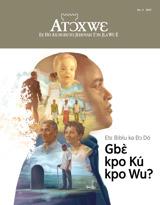 No.4 2017| Etɛ Biblu ka Ðɔ Dó Gbɛ̀ kpo Kú kpo Wu?