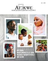 No.3 2020| Nyɔna Mavɔmavɔ lɛ Sín Mawu Wanyiyinɔ ɖé Gɔ́n