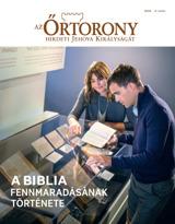 2016. 4.szám| A Biblia fennmaradásának története