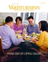 Maí 2013| Hvað gefur lífinu gildi?