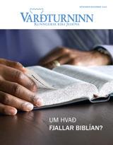Nóvember 2013  Um hvað fjallar Biblían?