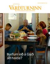 Janúar 2014  Þurfum við á Guði að halda?
