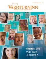 Nóvember 2015| Hverjir eru Vottar Jehóva?