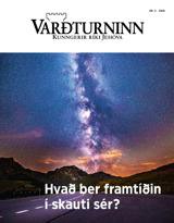 Nr.2 2018  Hvað ber framtíðin í skauti sér?