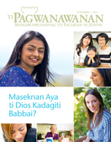 Septiembre2012| Maseknan Aya ti Dios Kadagiti Babbai?