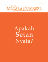 November2014| Apakah Setan Nyata?