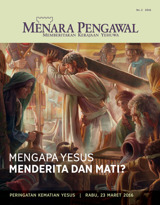 No.2 2016| Mengapa Yesus Menderita dan Mati?