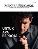 No.1 2021| Untuk Apa Berdoa?