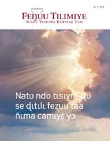 No6 2016| Natʋ ndʋ tɩsɩɣnɩ-ɖʋ se ɖɩtɩlɩ fezuu taa ñɩma camɩyɛ yɔ