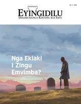 N.°3 2019  Nga Ekiaki I Zingu Emvimba?