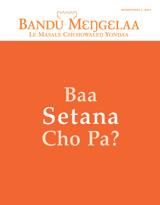 Bɛŋgufɔnɔɔ2014| Baa Setana Cho Pa?