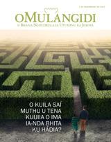 Kasambuadi 2014| O Kuila Saí Muthu u Tena Kuijiia o Ima Ia-nda Bhita ku Hádia?
