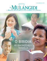 kaiiadi 2015| O Bibidia ki i Bhonzo ku i Tendela
