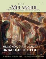 N.°2 2016| Mukonda Diahi Jezú ua Tale Hadi iu Uafu?