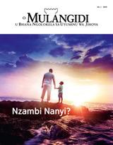 N.°1 2019| Nzambi Nanyi?