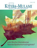 Kweji 92014| Lelo Muntu Ukonakanya Ntanda Byoikoma Kulongolola?