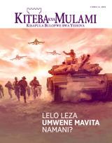 Kweji 112015| Lelo Leza Umwene Mavita Namani?