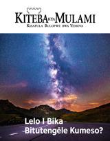 No.2 2018| Lelo I Bika Bitutengēle Kumeso?