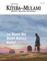 No.3 2019  Le Buno Bo Būmi Bonso Kete?