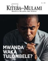 No.1 2021  Mwanda Waka Tulombele?