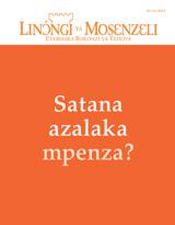 Sanza ya Novembre 2014| Satana azalaka mpenza?