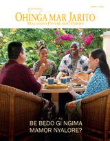 April2013| Be Bedo gi Ngima Mamor Nyalore?