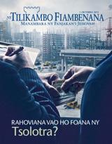 Oktobra2012| Manjaka ny Tsolotra