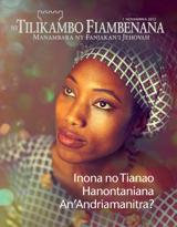 Novambra2012| Inona no Tianao Hanontaniana An'Andriamanitra?
