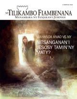 Martsa2013| Mahasoa Anao ve ny Nitsanganan'i Jesosy Tamin'ny Maty