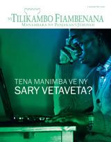 Aogositra2013| Tena Manimba ve ny Sary Vetaveta?