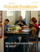 Desambra2013| Mila An'Andriamanitra ve Isika?