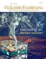 Jona2014| Fahotana ve ny Mifoka Sigara?