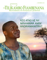 Desambra2014| Azo Atao ve ny Minamana Amin'Andriamanitra?