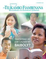 Desambra2015| Fantatrao ve Izay Lazain'ny Baiboly?
