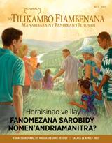 No.2 2017| Horaisinao ve Ilay Fanomezana Sarobidy Nomen'Andriamanitra?