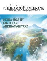 No.2 2020| Inona moa ny Fanjakan'Andriamanitra?