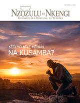 Oktobri 2015| Keti Yo Kele Mfunu na Kusamba?