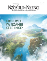 No.2 2020| Kimfumu ya Nzambi Kele Inki?