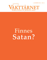 November2014| Finnes Satan?