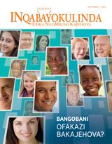 September2015| Bangobani OFakazi BakaJehova?