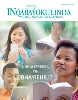 December2015| Ungalizwisisa Yini IBhayibhili?