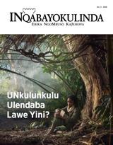 No.3 2018| UNkulunkulu Ulendaba Lawe Yini?