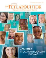 Noviembre2015| ¿Akinmej iTlaixpantijkauan Jehová?