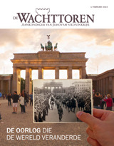 februari2014| De oorlog die de wereld veranderde