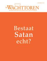 november2014| Bestaat Satan echt?