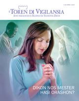 Aprel2014| Dikon Nos Mester Hasi Orashon?