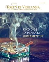 Yüni2014| Kiko Dios Ta Pensa di Humamentu?