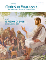 Òktober2014| Kiko e Reino di Dios Por Hasi pa Bo?